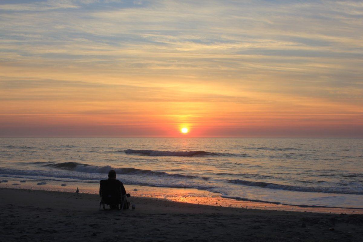 Digital Detox Beach Observations